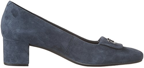 Dress Suede Navy Women's Pump Clarks Gia Tealia qwtT8aY