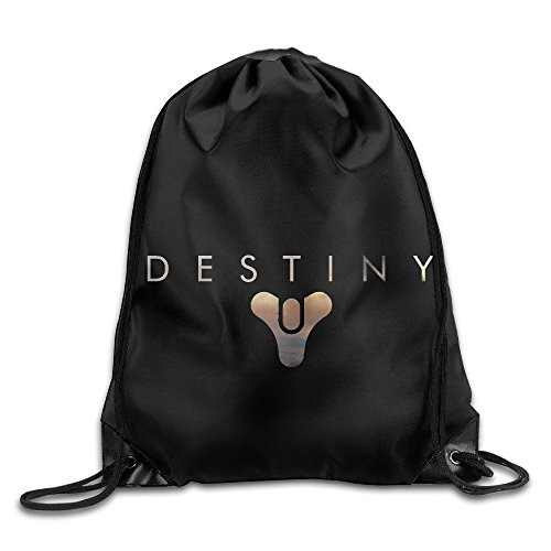 LOKIKA Funny Destiny Logo Sackpack Team Training Gymsack For Sale