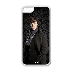 HipsterOne Teen Wolf Logo Black Case for iphone 4/4s iphone 4/4s,5 (TPU Laser Technology) Custom Phone Cover