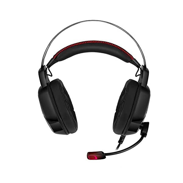Cosmic Byte Equinox Europa 7.1 USB Dual Driver Gaming Headset with Software, Spectra RGB LED and ENC Microphone