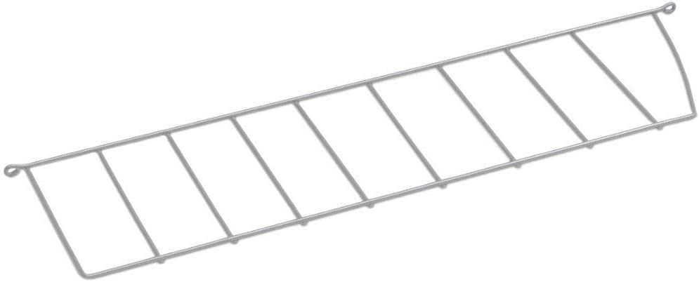 Element System 4 St/ück Basics Drahtleiter 900x200 wei/ß Leiter Regal 10961-00004