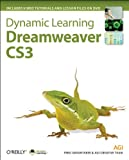 Dynamic Learning Dreamweaver CS3, Fred Gerantabee, AGI Creative Team, 0596510578