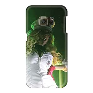 Samsung Galaxy S6 THf5437jQDU Support Personal Customs Colorful Maria Brink Band Image Perfect Hard Cell-phone Case -AlainTanielian