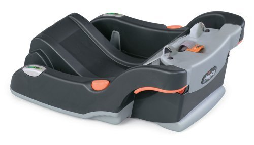 Chicco KeyFit Infant Car Seat Base, Anthracite (Best Infant Car Seat For Small Cars)