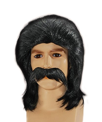 Loftus International Adult Feather Style Redneck Mullet with