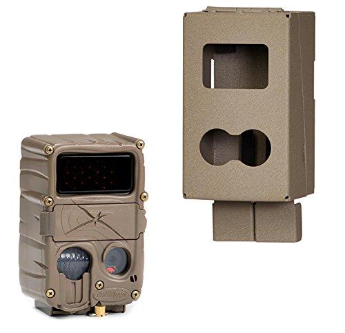 NEW CUDDEBACK E3 No Glow Infrared 20MP Micro Trail Game Camera w Case & SD Card