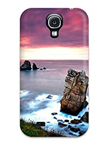 Hot Snap-on Ocean Hard Cover Case/ Protective Case For Galaxy S4