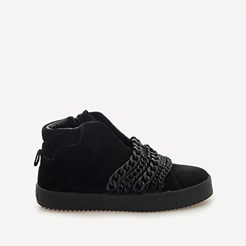 Kendall + Kylie Duke Damen Sneaker Schwarz Schwarz