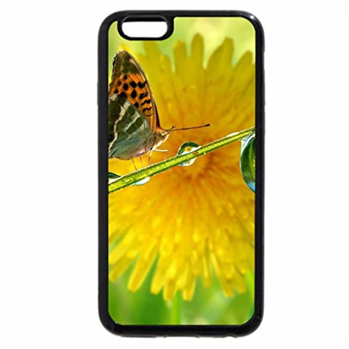 iPhone 6S / iPhone 6 Case (Black) NATURE GLOWING