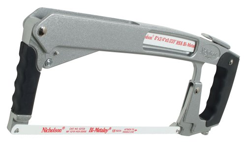MSA 80975 4 In 1 Professional Hacksaw Frame
