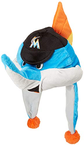 Miami Marlins 2012 Mascot Short Thematic - Team Hat Mascot