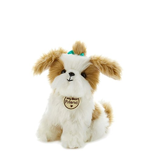 end Small Shih Tzu Plush Stuffed Animal ()