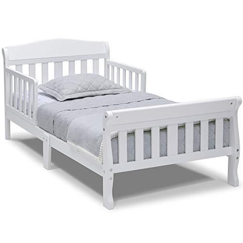 Delta Children Canton Toddler Bed, White
