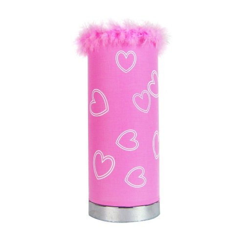 Limelights LT3009 PNK Hearts Feather Nursery product image