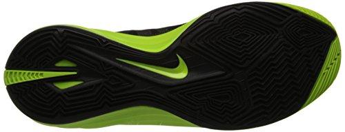 Nike Jordan Kinder Jordan Jumpman Pro BG Volt / Schwarz