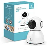 HeimVision 1080P Wireless IP Camera, Home Indoor Security Surveillance System Baby/Pet / Nanny Monitor Night Vision, 2-Way Audio, Cloud Storage Service