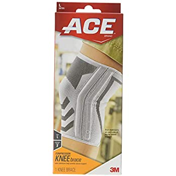 Amazon Com Ace Compression Knee Brace With Side