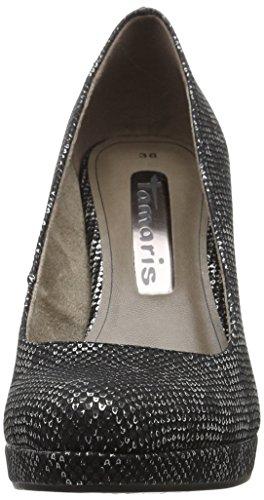 Struct Escarpins Noir Tamaris 22426 Black 006 Femme wX0Aw8Sxq