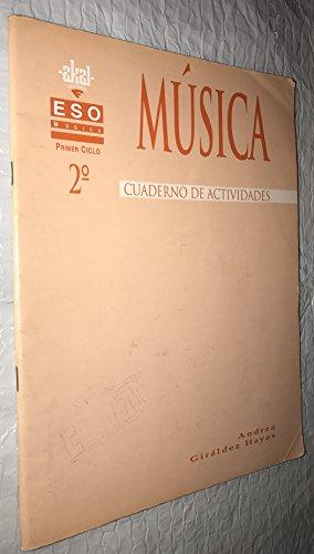 ESO MUSICA 2* Cuaderno De Actividades