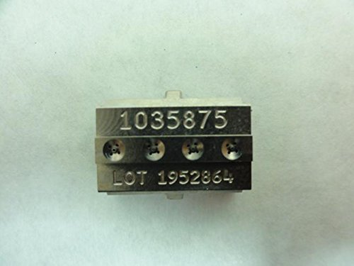 Nordson 1035875A Summit Nozzle, Air Jet