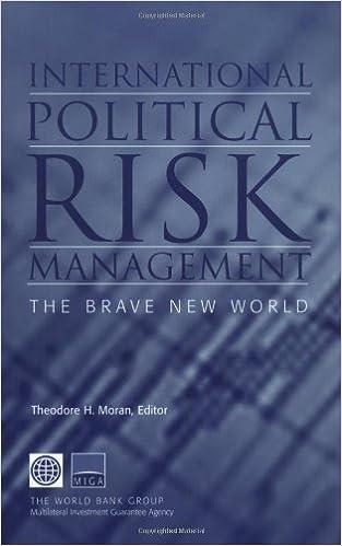 Download online International Political Risk Management: The Brave New World (v. 2) PDF, azw (Kindle)
