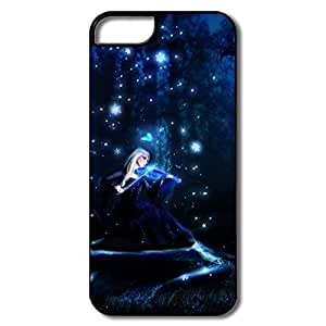 Alice7 Magic Violin Song Case For HTC One M8 Cover,Artist Case For HTC One M8 Cover Case by ruishername