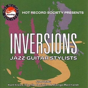 Inversions: Jazz Guitar Stylists by Various Artists