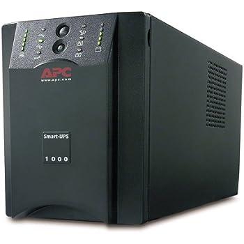 APC SUA1000XL Smart-UPS XL 1000 VA 120 V UPS with USB and Serial Interface