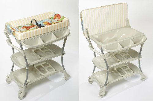 Primo Euro Spa Baby Bath and Changing Table (Lil Luxuries Whirlpool)