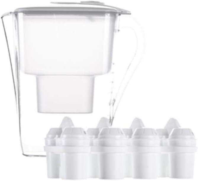 Duradero hervidor de Agua Potable casa Neta Directa Caldera Filtro (Incluyendo el Filtro) pote de Filtro hogar Importados (Color : D): Amazon.es: Hogar