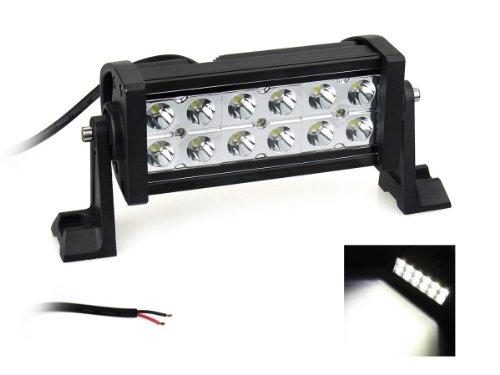 TaoTronics 36w 7'' Inch 10-30v LED Off-road Light
