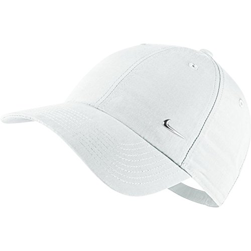 Nike Men's Metal Swoosh Cap (One Size, - Fit Hat Tennis Nike Dri