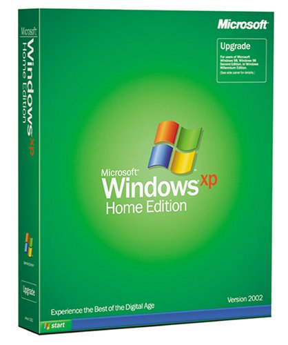 Microsoft Windows XP Home Upgrade product image