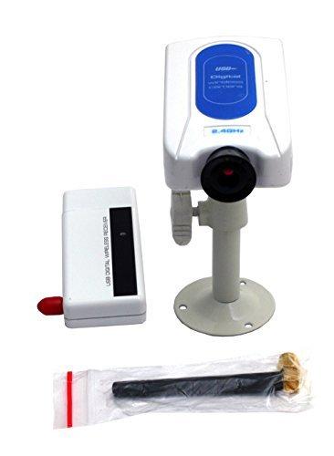 Miniature Surveillance IP Camera [並行輸入品] B01KBR8HVU