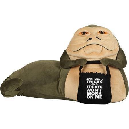 Star Wars Jabba The Hutt Halloween Plush -