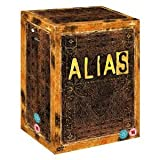 Alias: ABC Series - Complete Seasons 1, 2, 3, 4 & 5 Exclusive Bonus Features And Easter Eggs (29 Disc Box Set) [DVD]