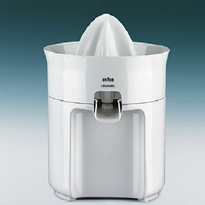 Overseas Only Braun Juicer Continuous