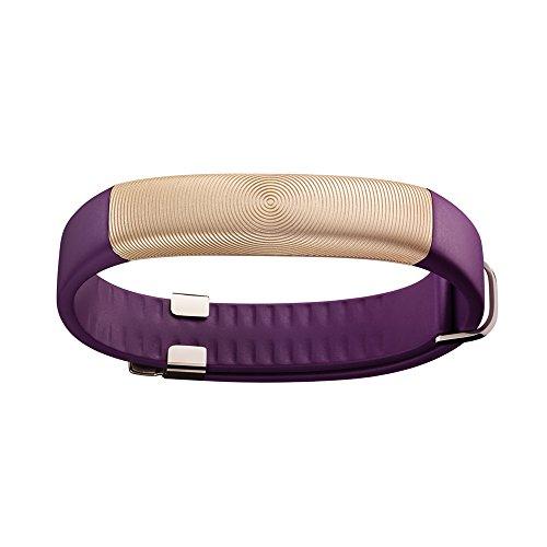Jawbone 310004-003 UP2 Aktivitäts-/Schlaftracker-Armband violet circle
