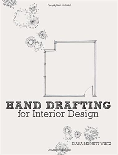 Amazon Hand Drafting For Interior Design 9781563677373 Diana Bennett Wirtz Books