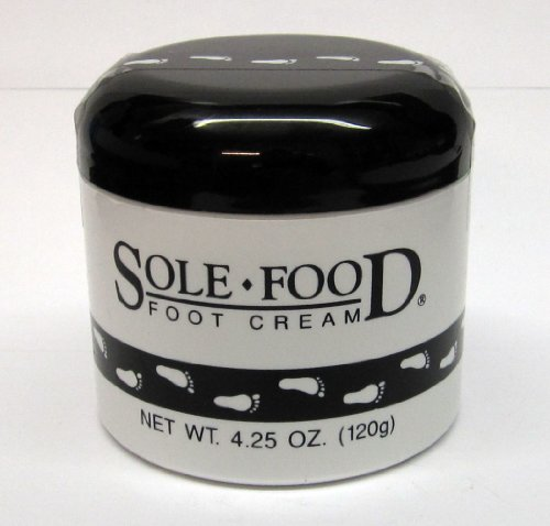 Sole Food Foot Cream 4.25 Oz.
