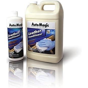 Amazon Com Auto Magic Leather Conditioner 58