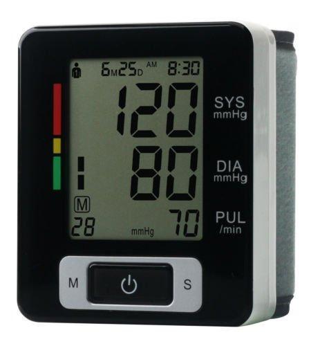 Lychee Wrist Blood Pressure Monitor