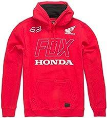 6e825e95efb Fox Racing Men s Fox Honda Hoody Pullover Sweatshirts