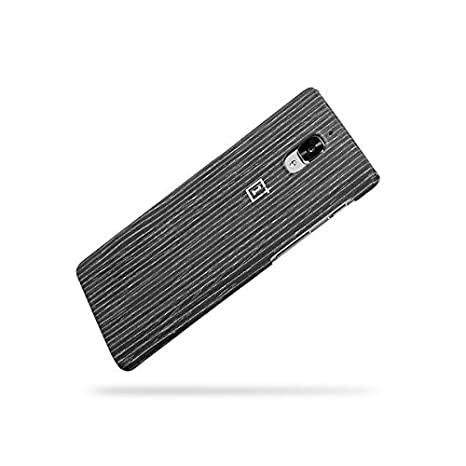 more photos 496b4 405dd OnePlus 3 Black Apricot Case: Amazon.in: Electronics