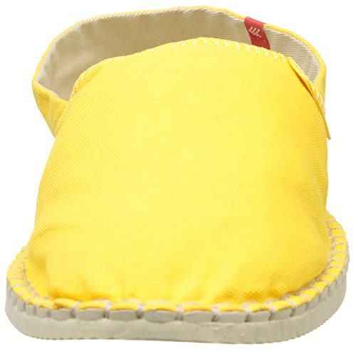 Havaianas Jaune yellow Femme II Yolk Origine Homme 6344 Espadrilles KUqyTUA