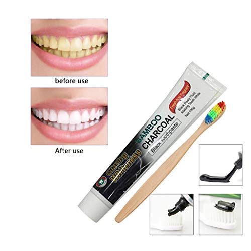 Iulove Stain Removal Whitening Toothpaste Fight Bleeding Gums Toothpaste