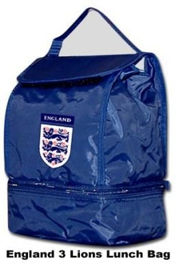 England 3 Lions Crest Lunch Bag