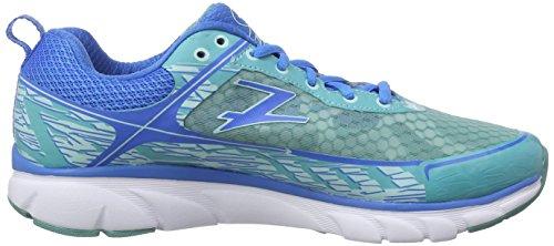 ZootZoot SOLANA Damen Laufschuhe - zapatillas de running Mujer Varios Colores - Mehrfarbig (mist/pacific/lagoon)