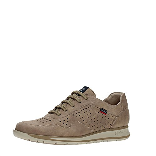 CallagHan Herren Wendigo Oxfords Taupe