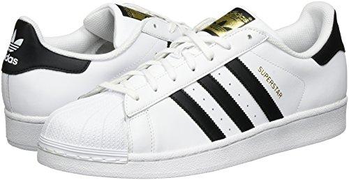 ftwbla Adidas Bianco negbas Da Sneakers 000 Uomo Superstar XpXqgC